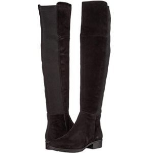 New Sam Edelman Pam Over the Knee Tall Boots $225